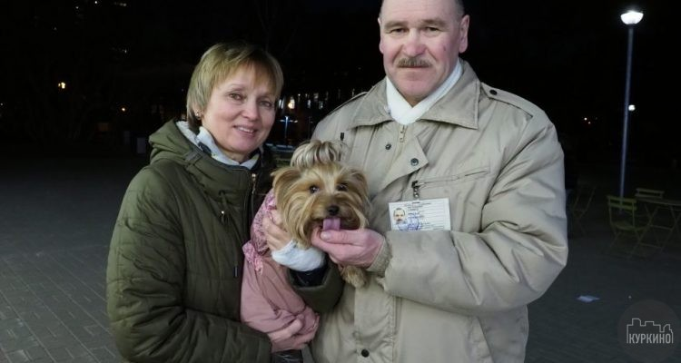 Охранник парка «Северное Тушино» спас от собаки женщину и ее йорка