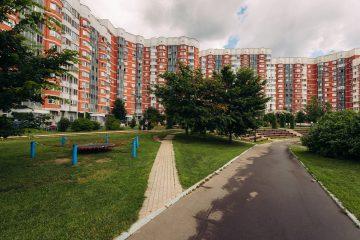 Парки в районе Куркино снова открыты для посещения