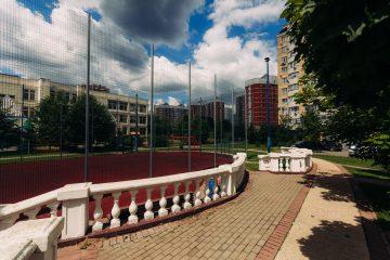 В Куркино откроются спортивные площадки с 23 июня
