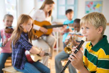 Набор в детскую школу искусств в Куркино