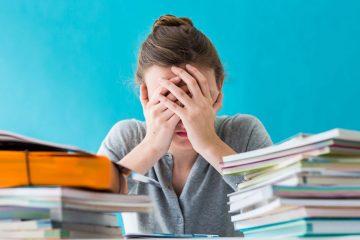 Как справиться со стрессом перед экзаменами?