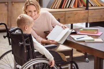 Служба сопровождения семей с детьми-инвалидами в СЗАО