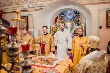 День памяти святых славных и всехвальных апостолов Петра и Павла