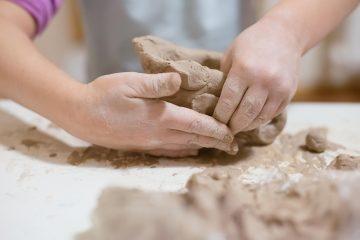 Мастер-классы по керамике в Куркино