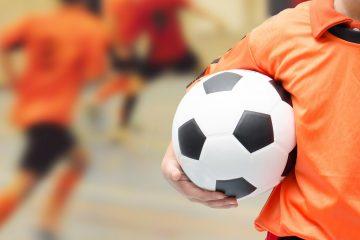 Соревнования по мини-футболу в Куркино