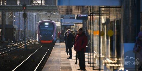 Движение пригородных поездов в СЗАО начнут ходить с перерывами