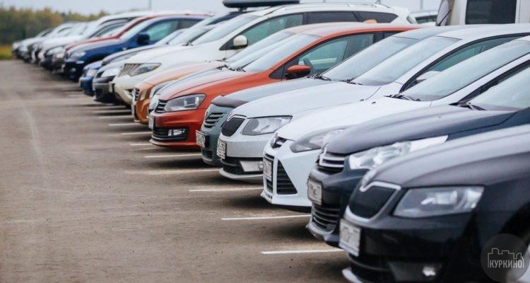 Машино-места в паркингах района Куркино