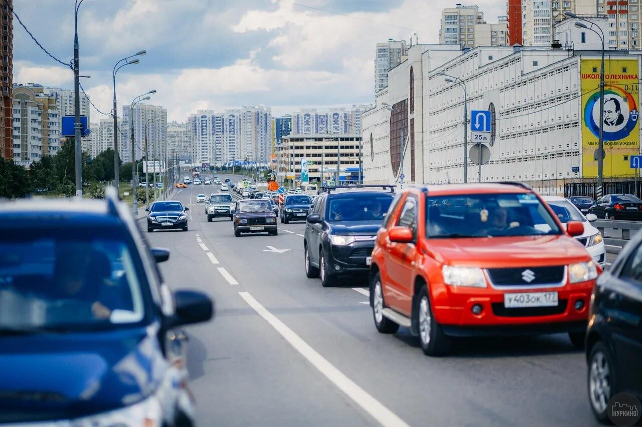 дорожные камеры в СЗАО