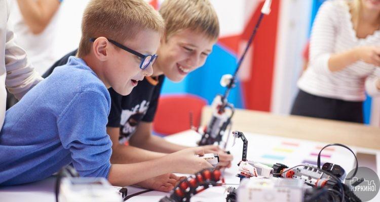 Кружок робототехники в Куркино