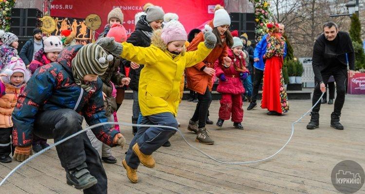 Кухня народов Крыма на фестивальной площадке в Куркино