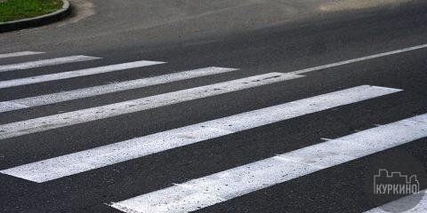 Опрос. Новый вариант расположения пешеходных переходов в Куркино