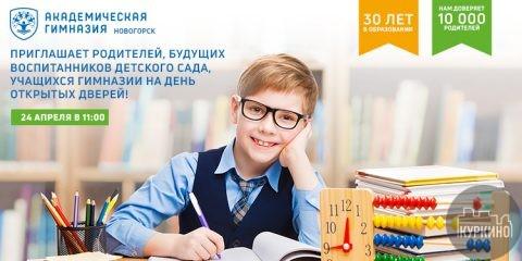 Как выбрать школу или детский сад в Куркино или в городском округе Химки?
