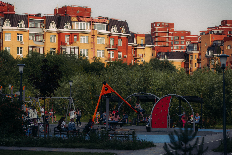 Парк друзей в Куркино отменяется