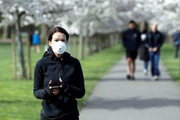 Рекомендации по ношению масок в жару
