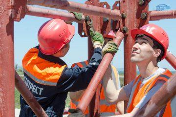 Реконструкция моста через Сходню завершится до конца года