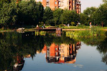 В парке Дубрава пройдёт дератизация