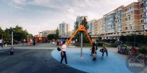 Развлекательное мероприятие в парке «Дубрава»