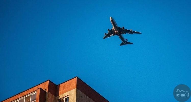 Аэропорт Шереметьево изменил схемы взлётов и посадок