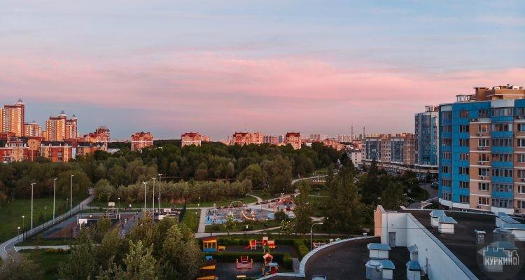 День города в Куркино
