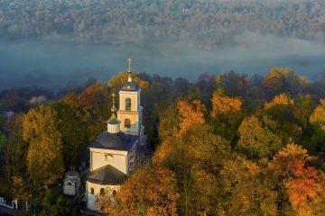 В Куркине зазвучали новые колокола