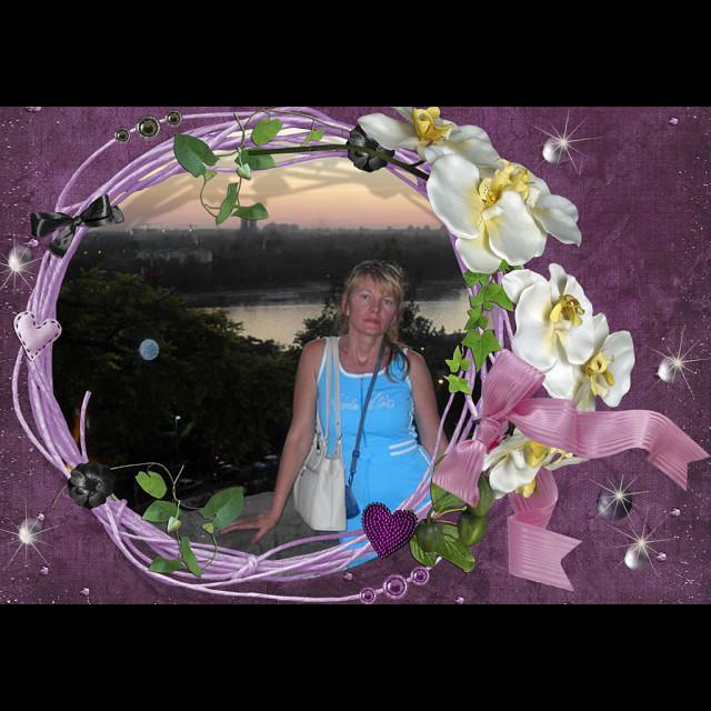 Рисунок профиля (Марина Кадочникова(Вулич))